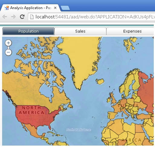 Embed Geo Visualizations Across SAP BusinessObjects Suite